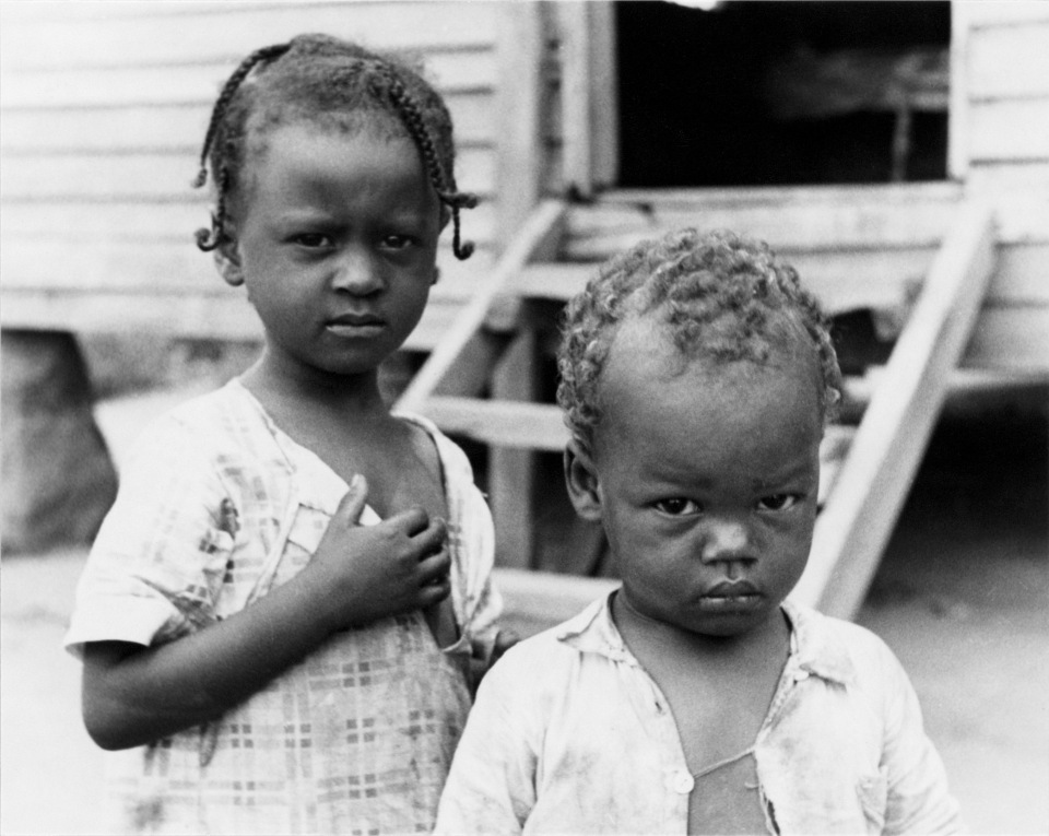 Negro Children. Walker Evans/ Library of Congress